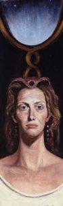 creation peinture femme