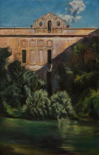 facciata della Villa Arconati FAR